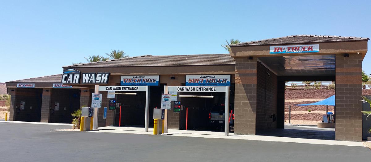 Falcon Ridge Car Wash Mesquite Nv