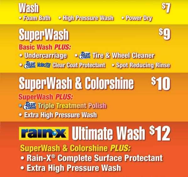 Self Car Wash Woodland Ca